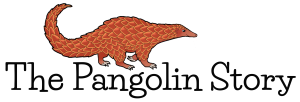 The Pangolin Story Logo